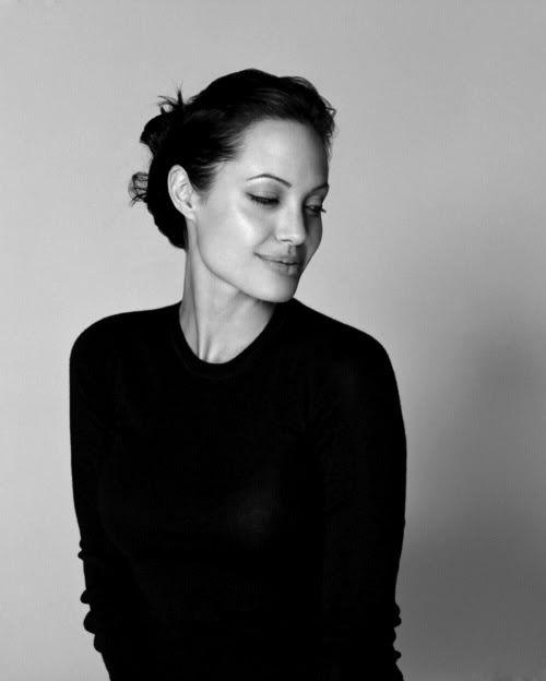 Angelina Jolie Spiritual Presence