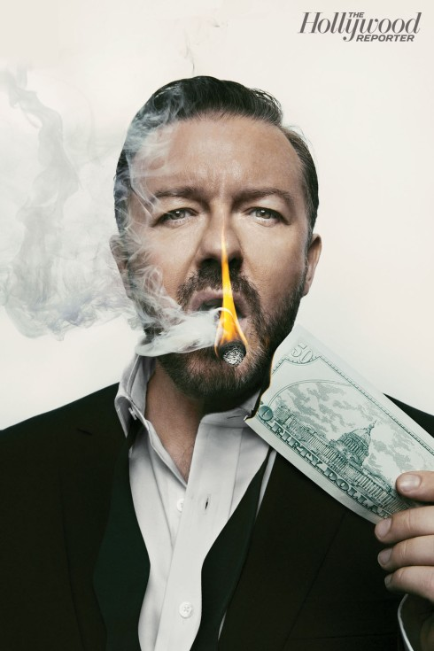 Reflection for today...Nobility In Poverty -Ricky Gervais