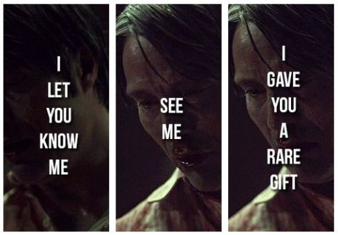 Hannibal I Let You Know Me