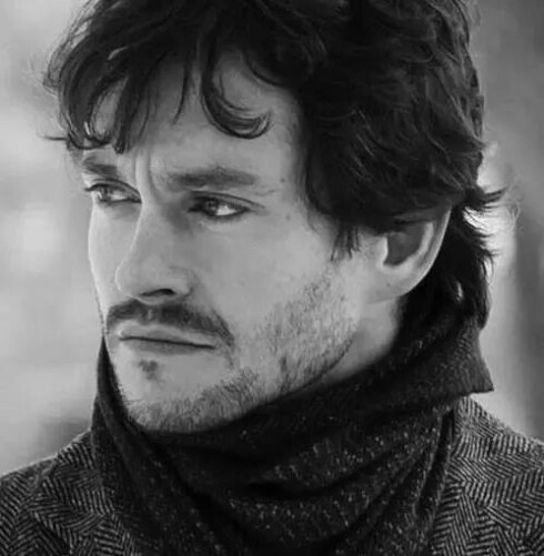Hugh Dancy Serious