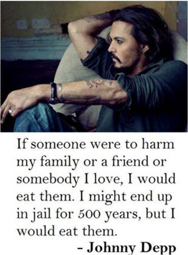Johnny Depp Revenge